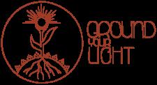 logo groundyourlight bruin